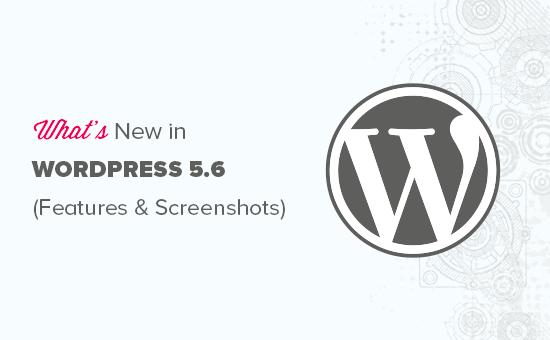 WordPress 5.6已发布,图文介绍新功能大全